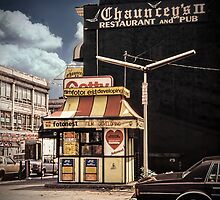 New York Vintage IV by michasd