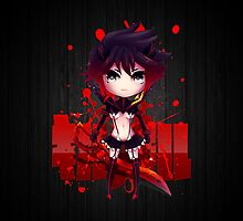 Cute Blood Lust - Chibilette by coffeewatson