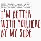 """""""I'm better with you here..."""" - Pretend It's Ok - Little Mix by echosingerxx"""