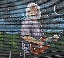 Graffiti Jerry by Gilda Axelrod