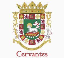 Cervantes Shield of Puerto Rico by William Martin