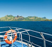 Fiji Island Transfer by photoeverywhere