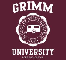 Grimm University by waywardtees