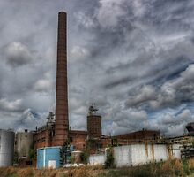 Smoke Stack by Kyle Wilson