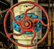 The Red Wheel by Kyle Wilson