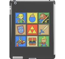 Zelda Pop Art iPad Case/Skin