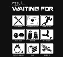 Still Waiting For... Kids Clothes