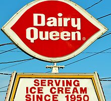 Diary Queen Sign by Cynthia48