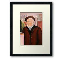 Jean-Louis Getaz Framed Print