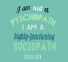 I am a highly functioning SOCIOPATH by AkaiSky