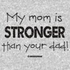 My Mom is Stronger than your Dad by vbahns