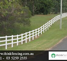 Best Horse fencing & PVC fencing in Australia - Think Fencing by Think Fencing