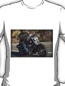 Harley Davidson Motorcycle Rider T-Shirt