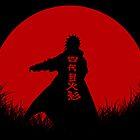 Red Moon Minato by epyongart