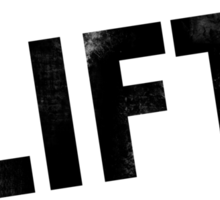 Bitch Less Lift More - Funny Workout Shirt Sticker
