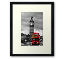 Big Ben, London Framed Print