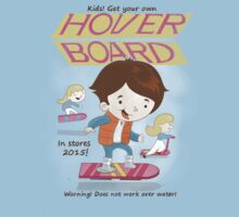 Get your own Hoverboard by Queenmob