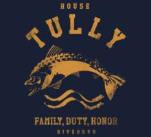 Game of Thrones House Tully by nofixedaddress