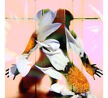 Body Language 10 Photographic Print