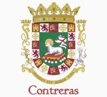 Contreras Shield of Puerto Rico by William Martin