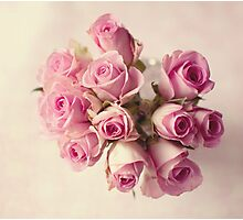 Mothers Day Roses  Photographic Print