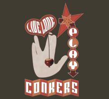 Live long play conkers T-Shirt