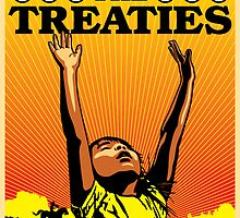 HONOR THE TREATIES by Honor  the Treaties