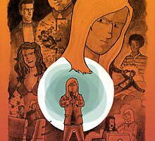 Veronica Mars: Season Two by Rory Lucey