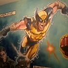 The Wolverine by imajica