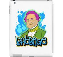 Babbage - Graffiti iPad Case/Skin