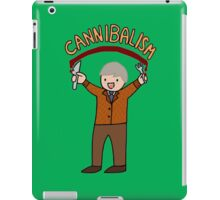 Cannibalism! iPad Case/Skin