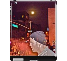 The Ghost of Second Avenue iPad Case/Skin