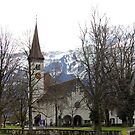 Protestant Castle Church, Lucerne by magiceye
