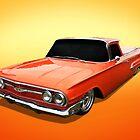 Chevy El Camino by Keith Hawley