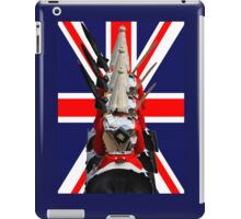 "The Queen's Guards ""Sherlocked!"" iPad Case/Skin"