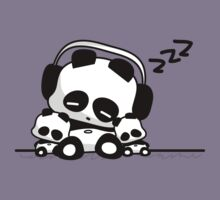 Sleeping Panda by Yincinerate