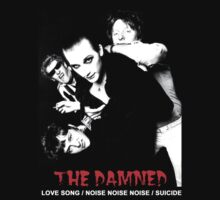 THE DAMNED Love Song 1979 T-Shirt by betaville