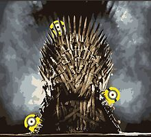 The Iron Throne is Ours. by jacintakay