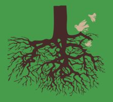Sheldon Cooper – tree by penguinua