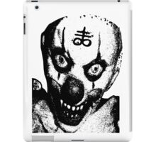 Satanic Clown iPad Case/Skin