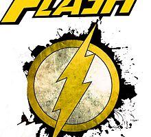 New Flash Shirt by Lesmon