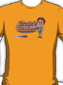 Brule's Rules T-Shirt