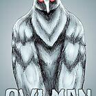 Owlman by Luke Kegley