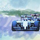 Valtteri Bottas Williams FW36 by Lightrace