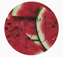harry watermelon. by jilleeean