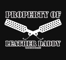 Property of Leather Daddy by TheBearSociety
