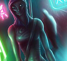 Neon Lights by XDimov