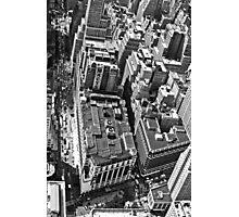 Streets of Manhattan Photographic Print