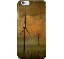Power Of Wind iPhone Case/Skin