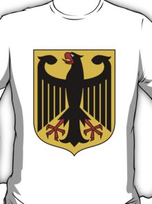 Coat of Arms of Germany  T-Shirt
